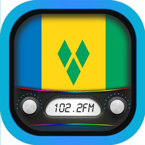 Radio St. Vincent and the Grenadines - FM AM Stations Online App to Listen to for Free on Phone and Tablet