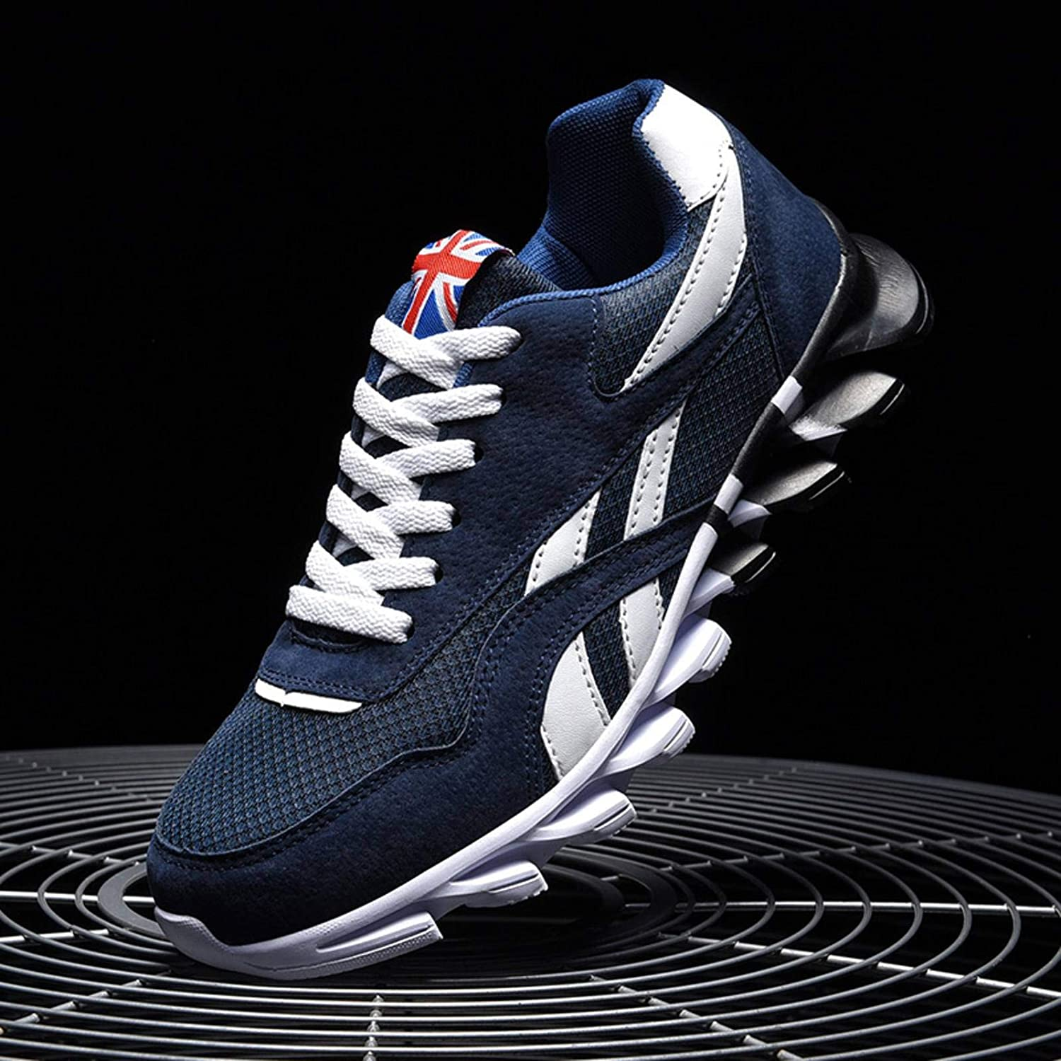 H U sale C D M L Men Breathable Outdoor Light Sh Shoes Sports Limited Special Price Running
