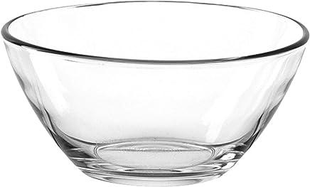 Preisvergleich für montana:: :Basic Schale, 6er Set, Dessertschale, Eisschale, Müslischale, Glasschale, Glas, Ø 10 cm, 046094