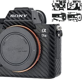 Autocollant de Protection Anti-Rayures pour Appareil Photo Sony RX100 VA V VI III Film en Fibre de Carbone antid/érapant Compatible avec RX100M5A RX100M5 RX100M4 RX100M3 Uniquement