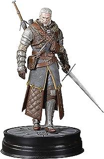 Dark Horse Comics- The Witcher 3 Wild Hunt Estatua Geralt Grandmaster Ursine, Standard (APR170127)