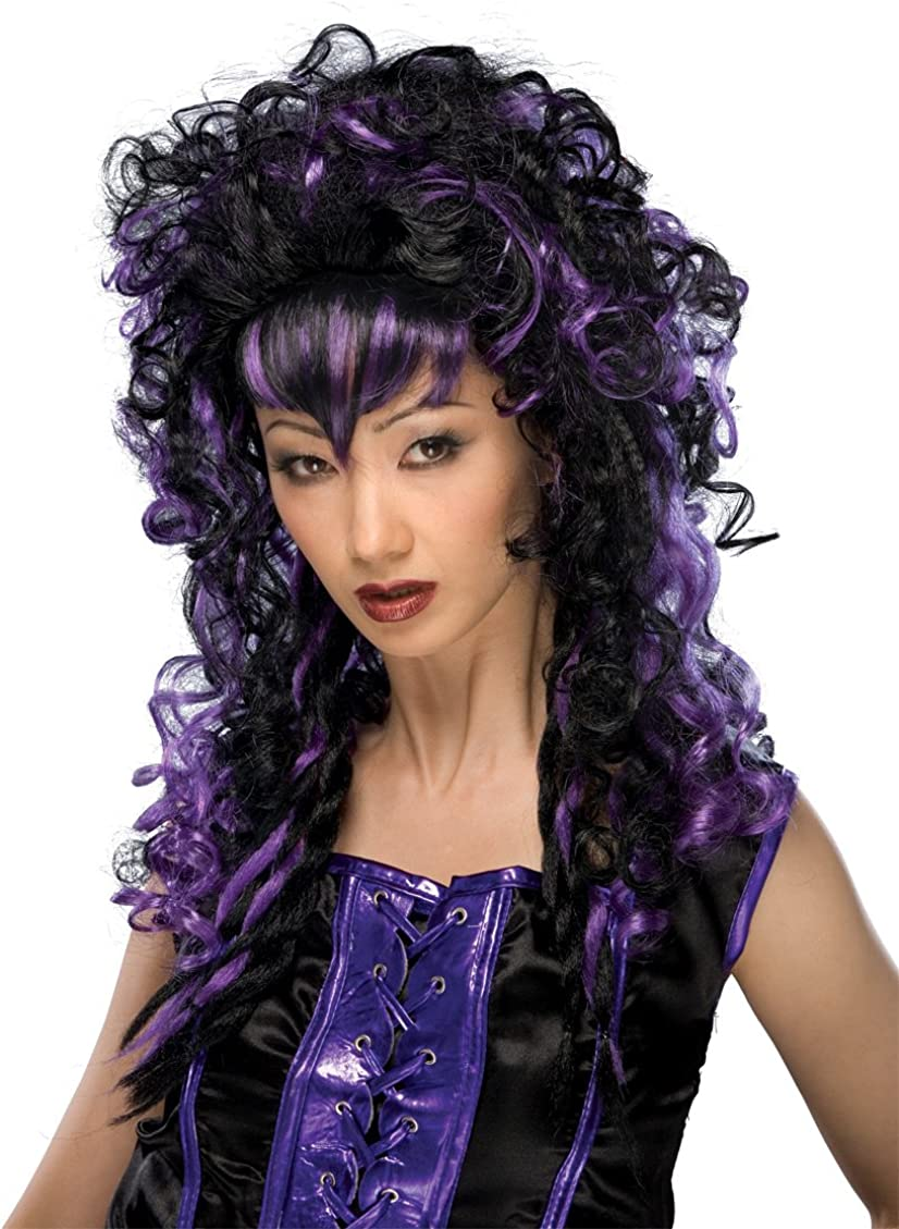 Rubie's Costume Ranking TOP14 Frighten Wig Inventory cleanup selling sale Vampiress