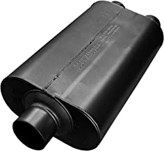 Flowmaster 530552 Super 50 Muffler - 3.00 Center IN / 2.50 Dual OUT - Moderate Sound