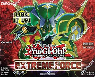 Yu-Gi-Oh! Extreme Force Booster Display Box