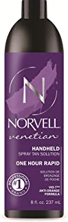 Norvell Premium Sunless Tanning Solution – Venetian One, 8 fl.oz.