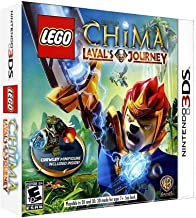 Lego Legends Of Chima Laval'S Journey (Crawley) - 3Ds