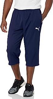PUMA Men's Active Woven 3/4 Pants