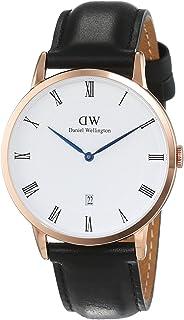 [ダニエルウェリントン]DANIEL WELLINGTON 腕時計 メンズ/レディース ダッパー DAPPER シェフィールド/ローズ 38mm 1101DW(DW00100084) [正規輸入品]