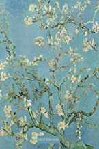 Van Gogh Notebook: Almond Blossoms - College Ruled Notebook | Composition Book | Lined Journal | School Journal | Decorative Diary | Student Gift | Teens, Adults, Kids | Back to School