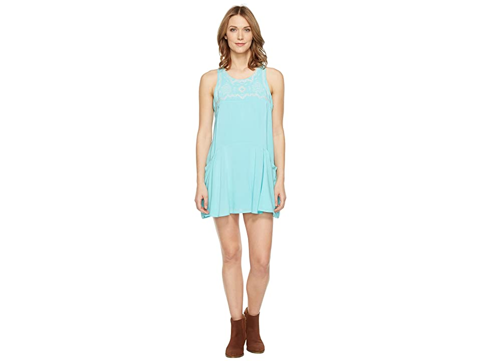 Tasha Polizzi Madeline Dress (Blue) Women