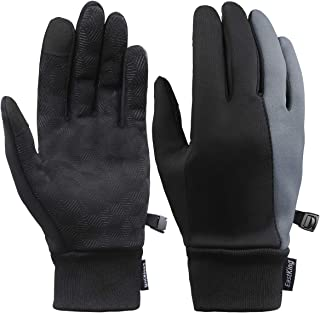 Winter Gloves,Touch Screen Gloves Cold Weather Warm Waterproof Gloves Men Women For Cycling Running Outdoor Activities