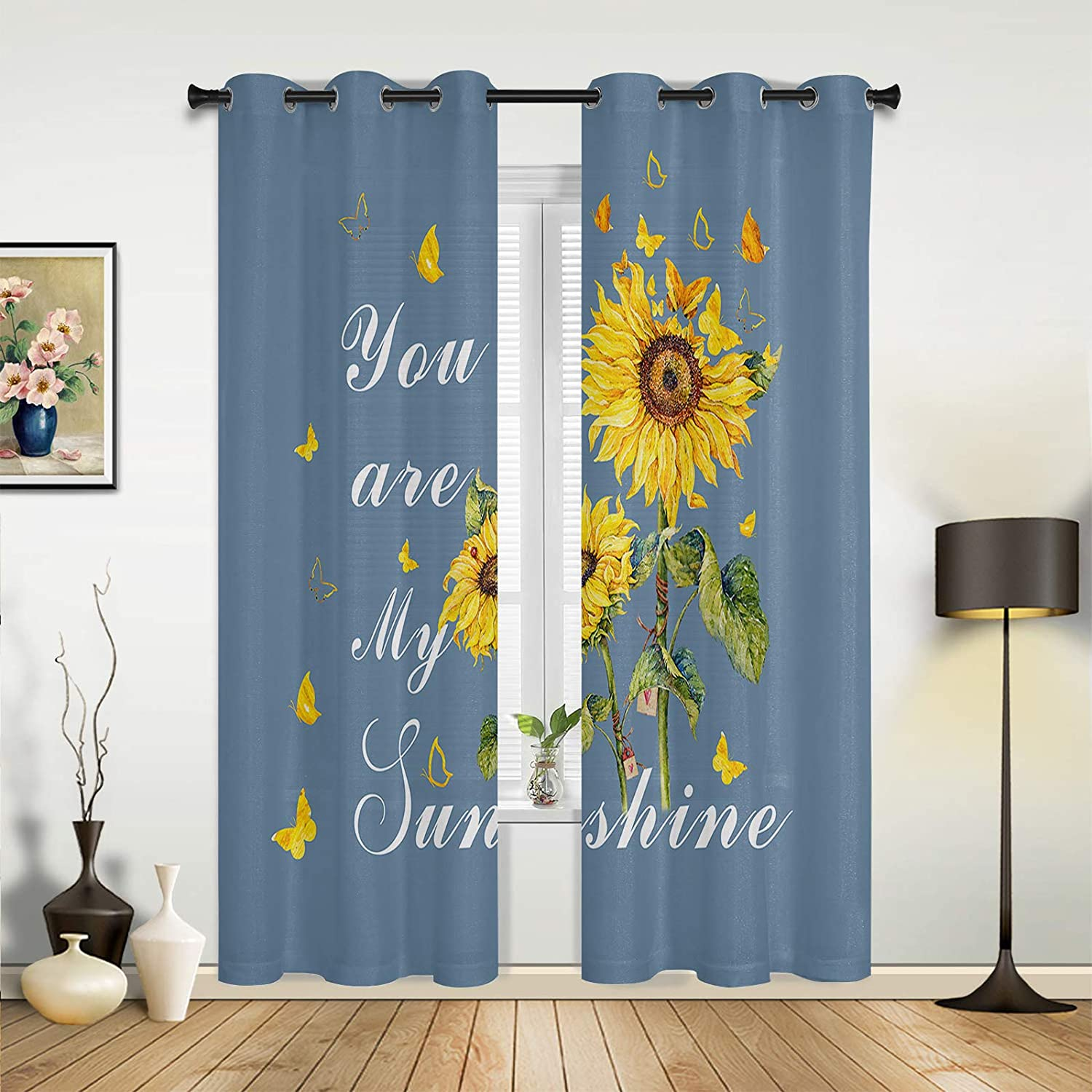 Beauty Decor Window Sheer Curtains Room Living Rusti Cash special price for Indianapolis Mall Bedroom