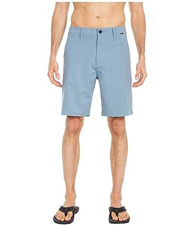 Hurley 20 Phantom Walkshorts (Ozone Blue) Men