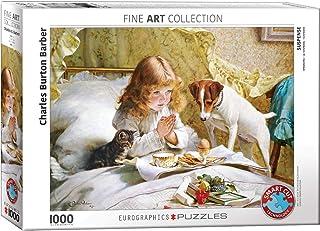 Eurographics 60005329 Suspense Puzzle, Various