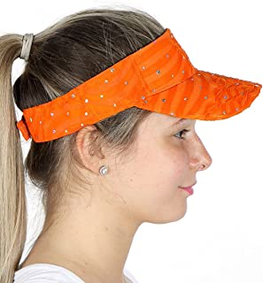 21bab6c4c7f Amazon.com  Oranges - Visors   Hats   Caps  Clothing