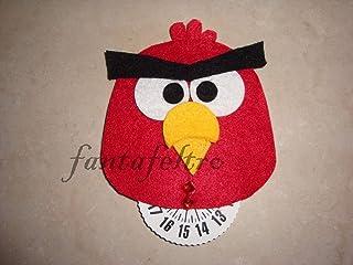 Disco Orario per auto Angry Birds - idea regalo