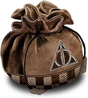 hogwarts express 9 3/4 Coin Pouch, 9 cm,Brown