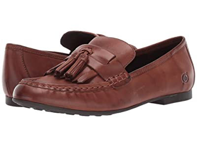 Born Charen (Brown Full Grain Leather) Women