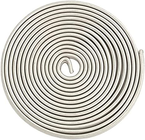 20-Feet by 1//8-Inch Pack of 2 Jack Richeson 400340 10-Gauge Armature Wire