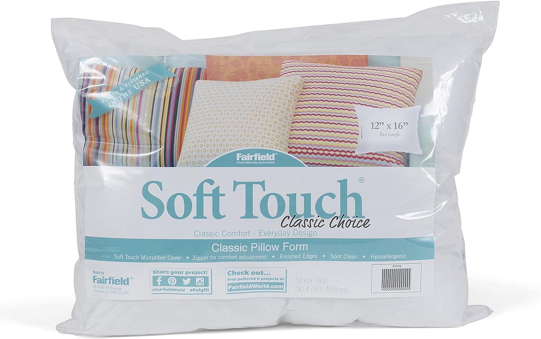 Fairfield ST1216B Throw Pillow Insert, 1' x 1'4
