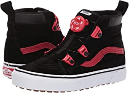 (MTE) Black/Racing Red