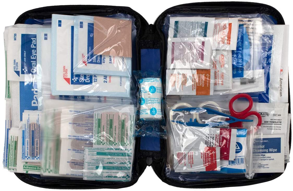 First Aid Only 299-Piece  All-Purpose First Aid Kit $9.49 Coupon