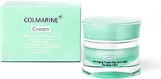 COLMARINE CREAM - Crema facial a base de colágeno marino y ácido hialurónico en elevada concentración. (3248U)