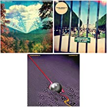 Tame Impala: Complete Studio Album Discography Collection - 3 Audio CDs (Innerspeaker / Lonerism / Currents)