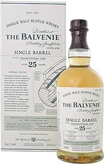 Balvenie 25 Jahre Single Barrel Whisky Single Malt Scotch Whisky, 1 x 0.7 l BALVENIEMALT-25-47.8-70-3