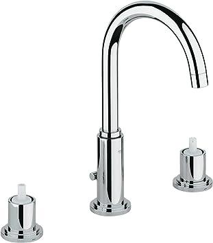 Amazon Com Atrio 8 In Widespread 2 Handle High Arc Bathroom Faucet 1 5 Gpm Home Improvement