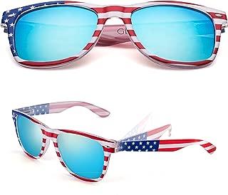 Best polarized american flag sunglasses Reviews