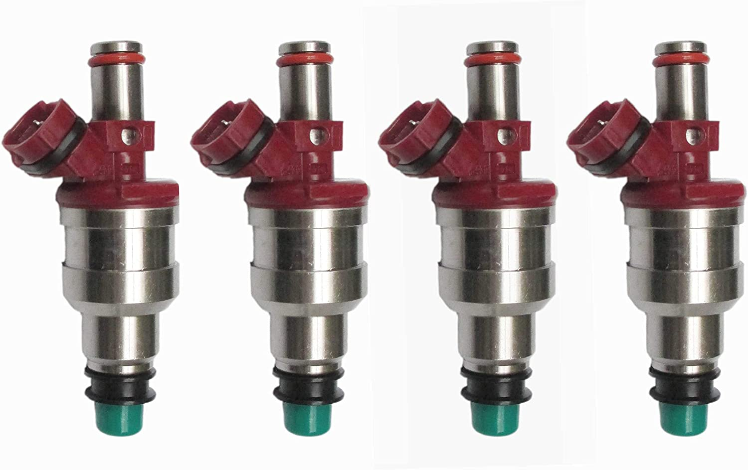 DEEPSOUND Louisville-Jefferson County Mall 4x Fuel Injectors for Limited time for free shipping DLX Toyota Pickup 2.4L 1989-1990