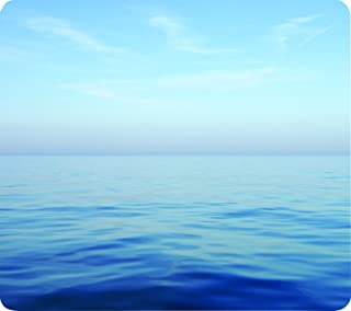 Fellowes Recycled Optical Mousepad, Blue Ocean (5903901)