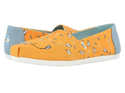 TOMS Alpargata (Yellow 1) Women