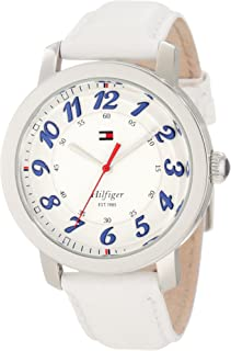 Tommy Hilfiger Women's 1781232 Classic Analog Enamel Bezel Watch
