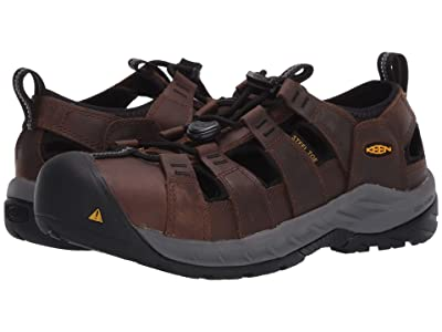 Keen Utility Atlanta II Cooler+ (Cascade Brown/Black) Men