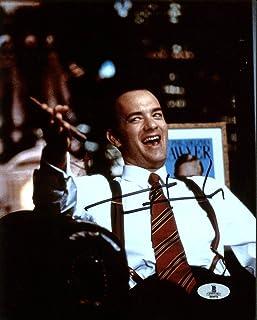 Tom Hanks Philadelphia Signed 8X10 Photo Autographed BAS #B04976 - Beckett Authentication