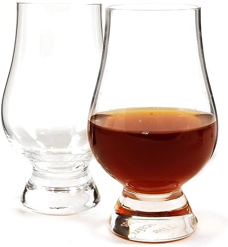 Glencarin Crystal Whiskey Glass, Set of 6