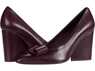 Salvatore Ferragamo Viva 85 (Plum) Women