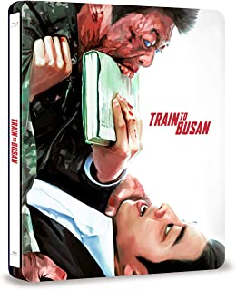 Train To Busan [Blu-ray] Steelbook Limited Edition