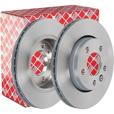 Febi Bilstein 28682 Bremsscheibensatz 2 Bremsscheiben Auto