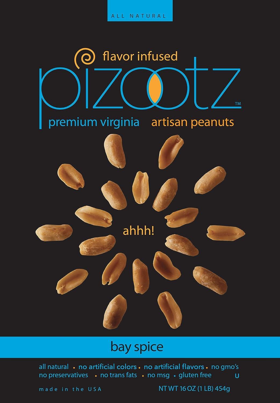 PIZOOTZ Bay Phoenix Mall Spice Flavor Infused Virginia Gourm Popular product Peanuts Premium