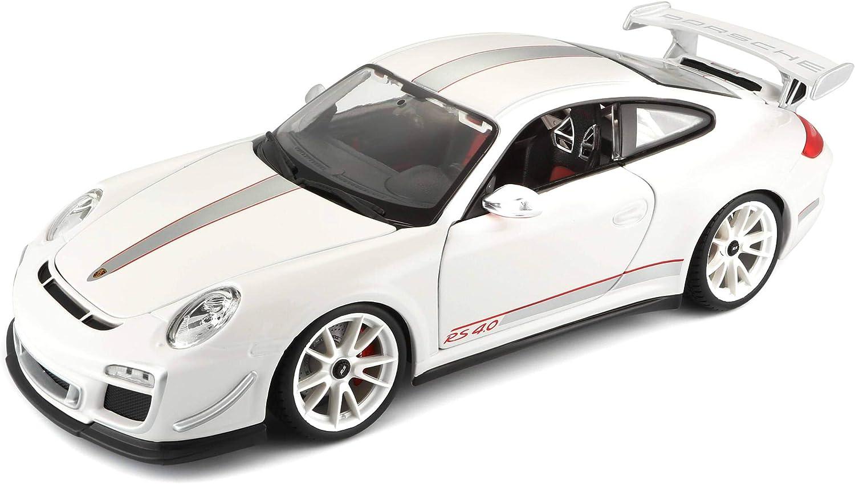 Bburago 1 18 Scale Plus Porsche GTS RS 4.0 Model Car  Assorted Colours