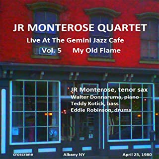 My Old Flame: Live At the Gemini Jazz Cafe, Vol. 5