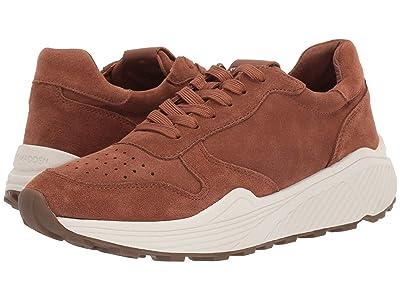 Steve Madden Sardan Sneaker (Cognac Suede) Men