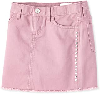 Best dark pink denim skirt Reviews