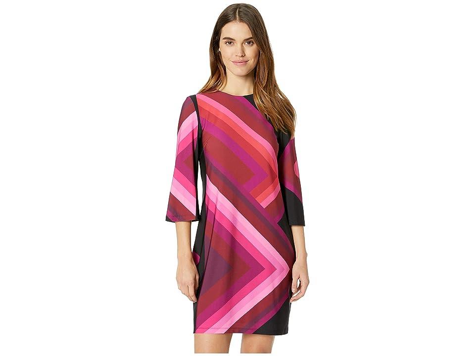 Trina Turk Nightcap Dress (Multi) Women