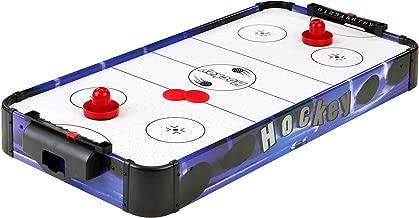 Blue Wave 32 Inch Air Hockey Table Top by Carmelli