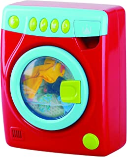PlayGo Washing Machine Kitchen Toys Kids Children Play House Washing Machine for Fun Kids Toy Perfect for your little one 3 years and up