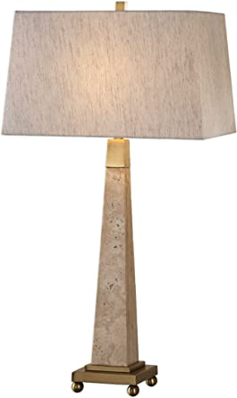 اترموست مصباح طاولة زينة بيج